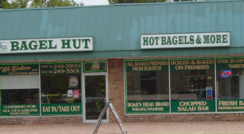 Order NY Bagels and Buns from an authentic New York Bagel shop located in Farmingdale, NY