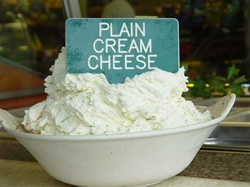 Order Plain Cream Cheese online from NY Bagels and Buns gifts