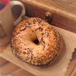 Order Fresh out of the oven Poppy Bagels from NY Bagel and Buns