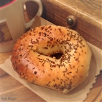 Order Fresh out of the oven Rye Bagels from NY Bagel and Buns