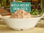 order Nutella Hazelnut Cream Cheese online from NY Bagels and Buns gifts